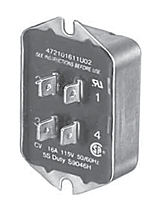 CV Series Switches for 115 or 115/230 Voltage (VAC) Dual Voltage Capacitor Start Motor - 2